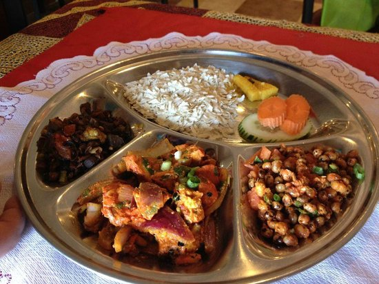 Yak The Kathmandu Kitchen: SAMAYE BAJEE