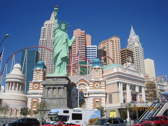 New York - New York Hotel and Casino: New York New York