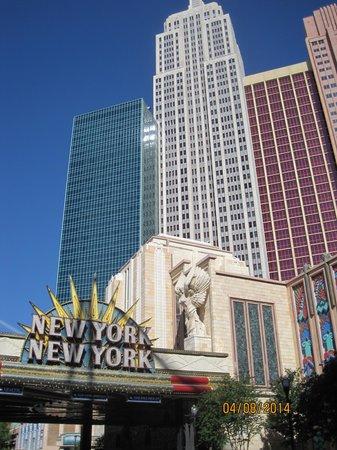 New York - New York Hotel and Casino: NY NY