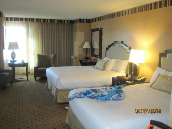 New York - New York Hotel and Casino: our room