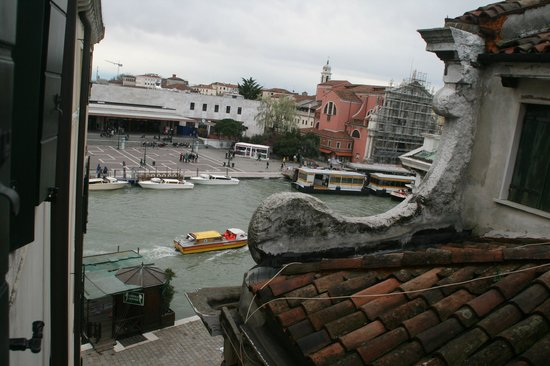 """Hotel Antiche Figure : View of the Grand Canal...and we didn't have a """"view room""""! Lovely!"""