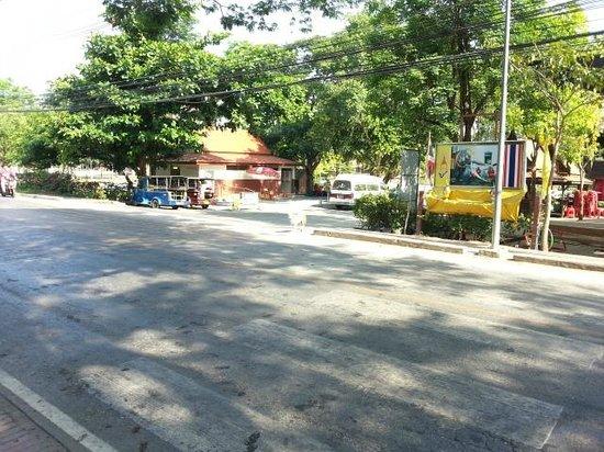 Elephantstay : Road view