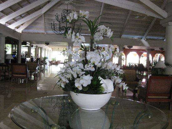 Grand Bahia Principe La Romana : Front Lobby