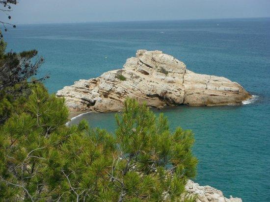 L'Hospitalet de l'Infant, إسبانيا: Playa El Torn