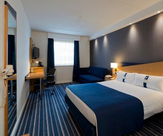 Holiday Inn Express Antwerp City North: 75% of the Guest Rooms are converted in a new style