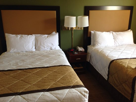 Extended Stay America - Savannah - Midtown: Two doubles