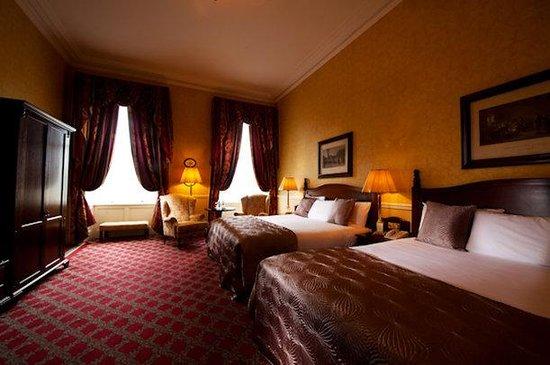 Faithlegg House Hotel & Golf Resort: Master Twin Room
