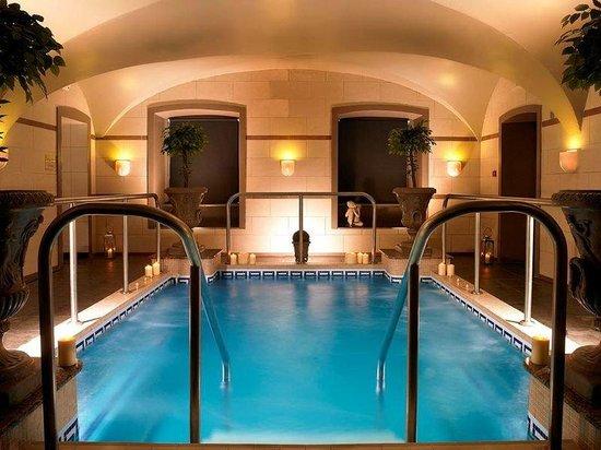 Faithlegg House Hotel & Golf Resort: Jacuzzi