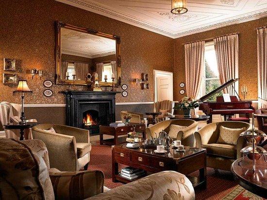 Faithlegg House Hotel & Golf Resort: Lounge