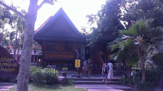 surrounding grounds at Wat Chalong Temple