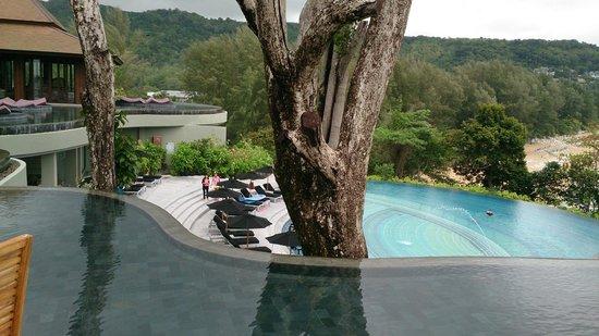 Pullman Phuket Arcadia Naithon Beach : Main pool