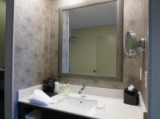 Country Inn & Suites By Carlson, San Carlos: Sink and Vanity