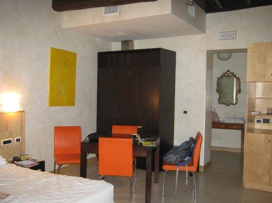 Hotel De Petris : bedroom