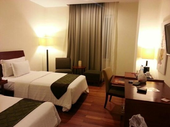 Manado Quality Hotel: Tempat Tidur