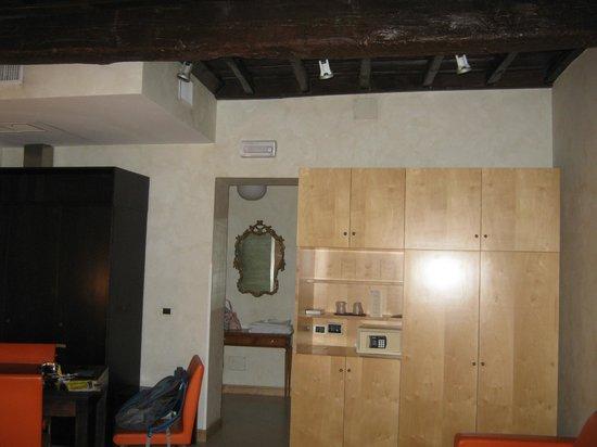 Hotel De Petris : room