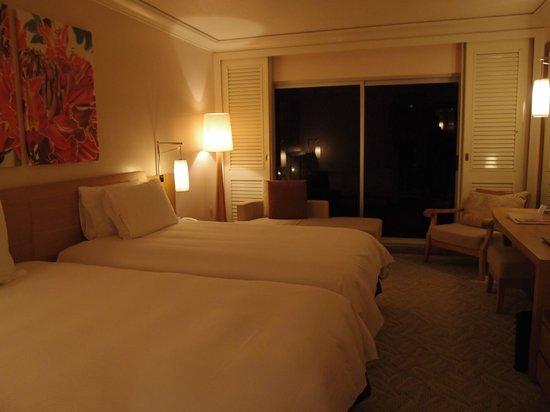 Hilton Guam Resort & Spa : ヒルトン部屋