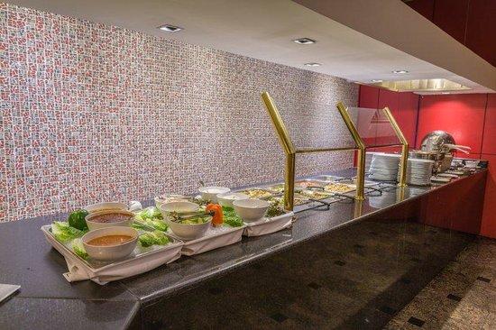Holiday Inn Guadalajara Select: Buffet