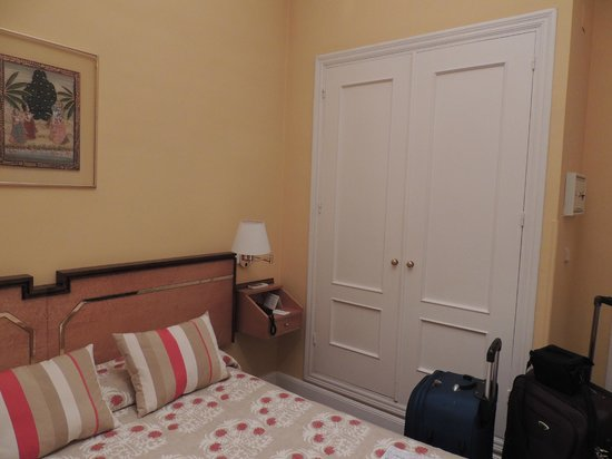 Hotel Anacapri: Quarto