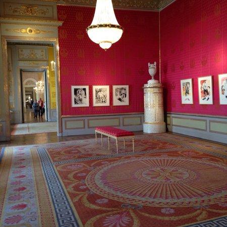 Albertina: Staterooms / Prunkräume