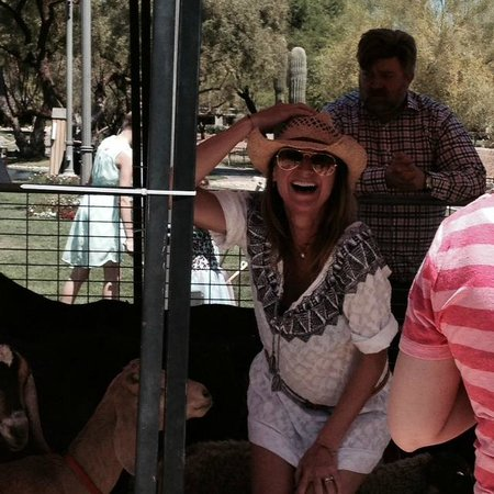 Fairmont Scottsdale Princess: Easter Petting Zoo!