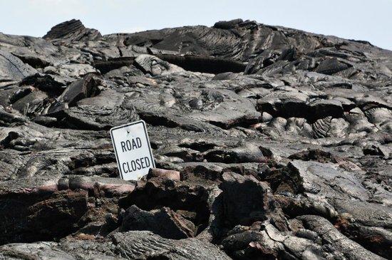 VolcanoDiscovery Hawai'i: No kidding….