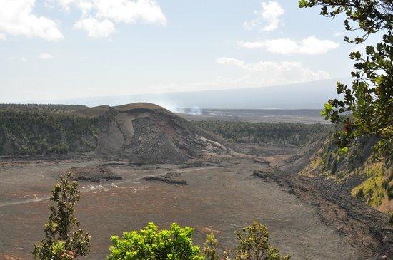 VolcanoDiscovery Hawai'i: Imagine a 1900 foot roman candle
