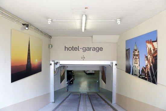 Park Hotel Post Meier KG: Parking