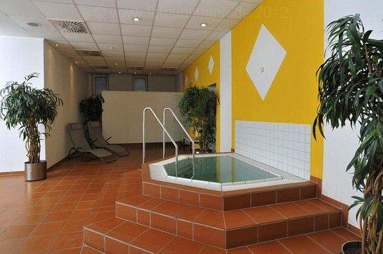 Quality Hotel Dresden West: Wellness Sauna