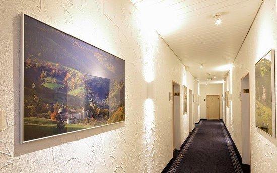 Park Hotel Post: Interior