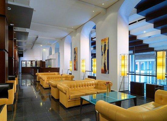 Sheraton Hannover Pelikan Hotel: Lobby