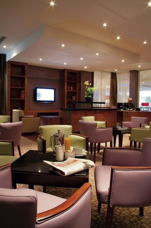 Crowne Plaza Hotel Reading: Club Lounge