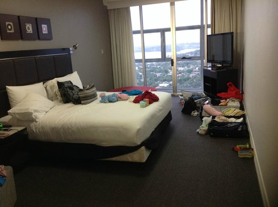 Meriton Suites Bondi Junction: Bed Room.