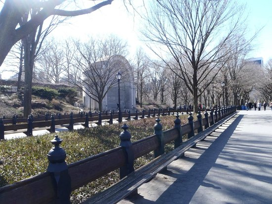 Real New York Tours: Paseo por Central Park con Greg