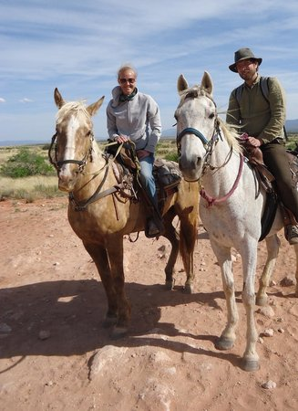 Cowboy Way Adventures: Great horses, cool experience