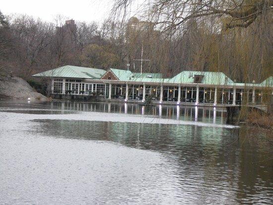 Bethesda Fountain- Central park