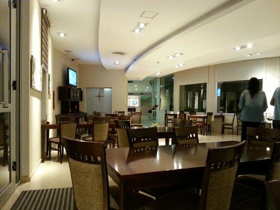 Quorum Córdoba Hotel: Comedor