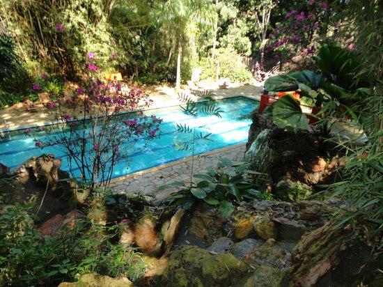 Hotel Parque das Primaveras: Área recreativa