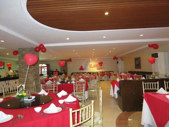 Hotel Tavern: Restaurant and breakfast room
