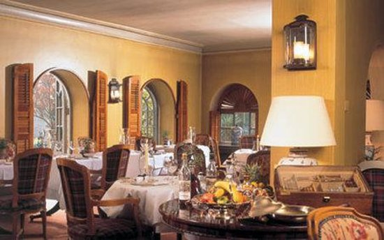 Bishopstrow House: Dining