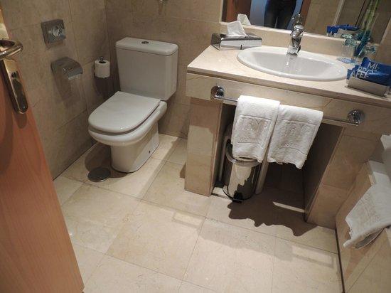 Tryp Malaga Alameda Hotel : Banheiro