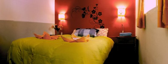 Dragonfly Hostels Cusco: private room with bathroom