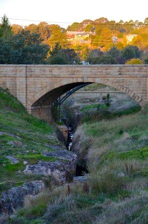 Beechworth On Bridge: The 'bridge'