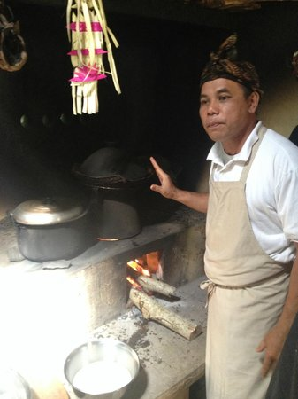 Lobong Culinary Experience: Our Chef / Teacher