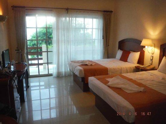 Hotel Posada Sian Ka'an: Room 402