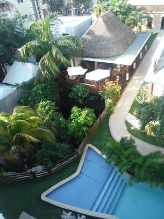 Hotel Posada Sian Ka'an: Property
