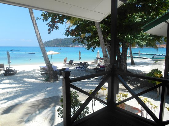 Perhentian Tuna Bay Island Resort: au top