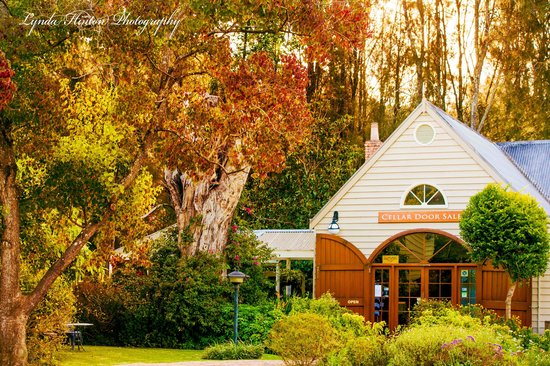 Pepper Tree Wines: The Beautiful Cellar Door