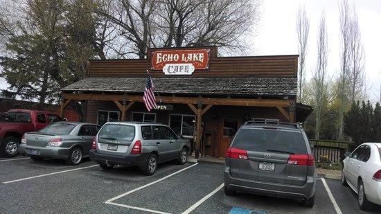 Echo Lake Cafe: welcome