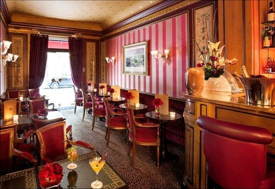 Hotel Astor Saint-Honore: Bar