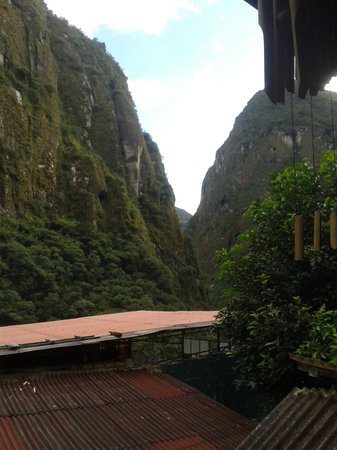 Rupa Wasi  Lodge: Vista da sacada